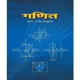 NCERT Ganit Textbook of Maths for Class 11 Hindi Medium (Code 11078)