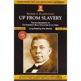 Pigeon (Novel) Up From Slavery With Answers Textbook For Class 11