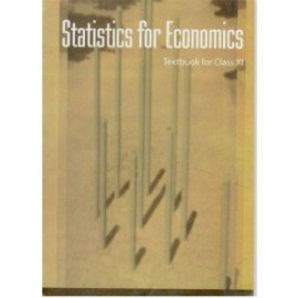 NCERT Statistics for Economics Textbook for Class 11 (Code 11098)