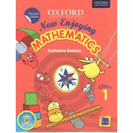 Oxford New Enjoying Mathematics Textbook for Class 1