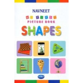 Navneet My First Picture Book Shapes