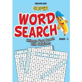 Super Word Search Book 3 (Dreamland)