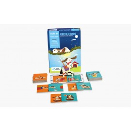Chalk & Chuckles Clever Dog Opposite Pairs Puzzle (CCPPL030)
