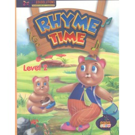 Rhyme Time Textbook for Level 2