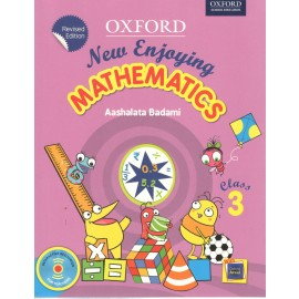 Oxford New Enjoying Mathematics Textbook for Class 3