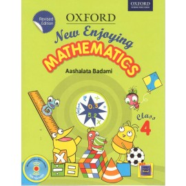 Oxford New Enjoying Mathematics Textbook for Class 4