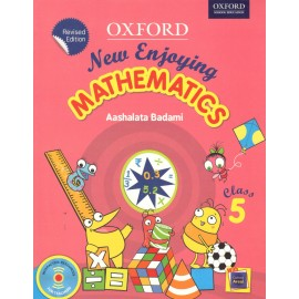 Oxford New Enjoying Mathematics Textbook for Class 5