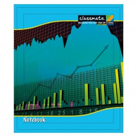 Classmate Graph Book (2000245) - Graph (Square - 1 mm/Single Line) - 32 Pages
