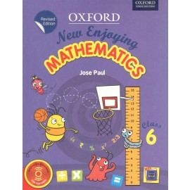 Oxford New Enjoying Mathematics Textbook for Class 6