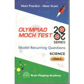 BMA's Olympiad Mock Test 20-20 Series Science Class 2