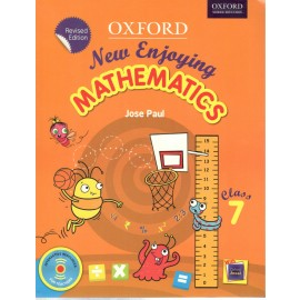 Oxford New Enjoying Mathematics Textbook for Class 7
