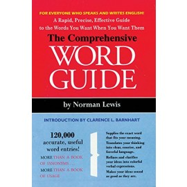 Comprehensive Word Guide by Norman Lewis