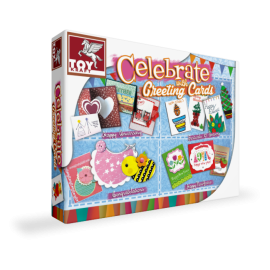 Toy Kraft Celebrate With Greeting Cards