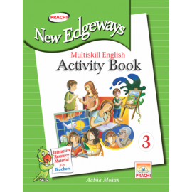 Prachi New Edgeways Multi Skill English Activity Book for Class 3