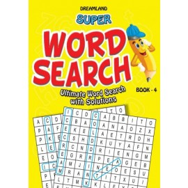 Super Word Search Book 4 (Dreamland)