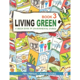Sapphire Living Green (A Green Book of Environmental Studies) for Class 3