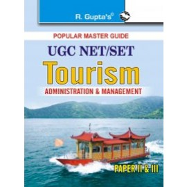 RPH UGC NET/SET Tourism-Administration and Management (Paper II and III) Exam Guide (R-1428) - 2018