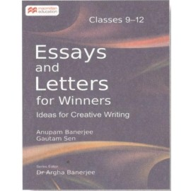 Macmillan Essays and Letters for Winners for Classes 9-12