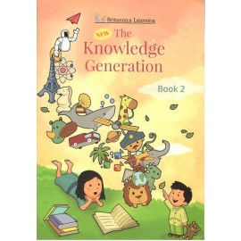 Britannica The Knowledge Generation (General Knowledge) Book for Class 2