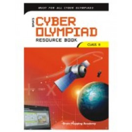 BMA's Cyber Olympiad Exams Resource Book for Class 2