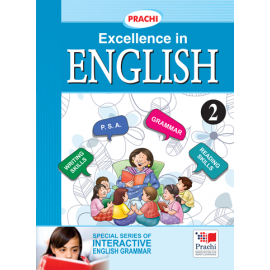 Prachi English Grammar Excellence In English for Class 2