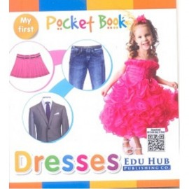 Edu Hub My First Pocket Book of Dresses