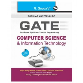 RPH GATE Computer Science & Information Technology Guide (R-512) - 2018