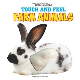 Dreamland Touch and Feel - Farm Animals