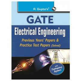RPH GATE Electrical Engineering Previous Year's Papers & Practice Test Papers Solved (R-688) - 2018