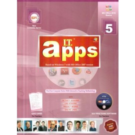 Kips IT Apps With Microsoft Office 2007 for Class 5