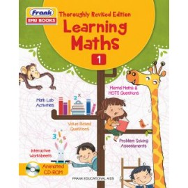 Frank Learning Maths for Class 1 (CCE Edition)