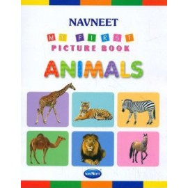Navneet My First Picture Book Animals