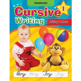Cursive Writing Book Part 1 Joining Letters (Dreamland)