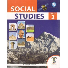 Edulush Social Studies Textbook for Class 2