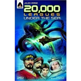 Campfire Novel 20,000 Leagues Under the Sea by Jules Verne