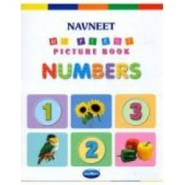 Navneet My First Picture Book Numbers