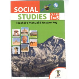 Edulush Teachers Manual & Answer Key 1 to 5 - Social Studies