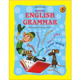 Graded English Grammar Class 5 (Dreamland)