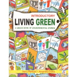 Sapphire Living Green (A Green Book of Environmental Studies) Introductory