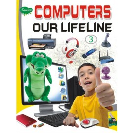 Computer Our Lifeline-3  (Manoj Publications)