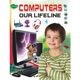 Computer Our Lifeline-4  (Manoj Publications)