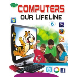 Computer Our Lifeline-6 (Manoj Publications)