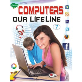 Computer Our Lifeline-7  (Manoj Publications)
