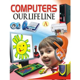 Computers Our Lifeline A  (Manoj Publications)