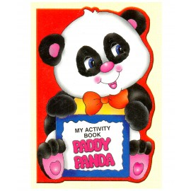 Navneet My Activity Book Paddy Panda