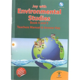 Edulush Teachers Manual & Answer Key 4 to 5 - Joy with Environmental Studies