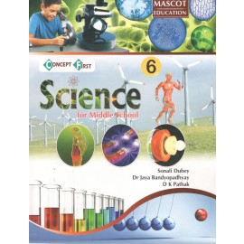 Mascot Concept First Science (for Middle School) Class 6