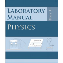 NCERT Laboratory Manual Physics Textbook for Class 12 (Code13044)