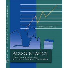 NCERT Company Accounts and Analysis of Financial Statements Textbook of Accountancy for Class 12 (Code 12128)