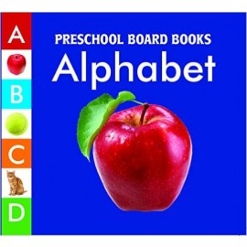 Alphabet Board Book by Pegasus Books